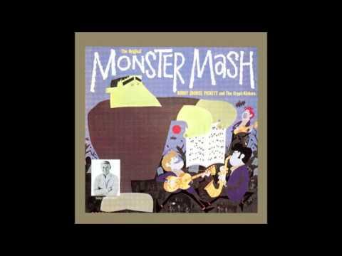 "The Original Monster Mash- Bobby ""Boris"" Pickett (Full CD With Download Link)"