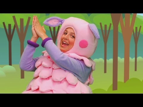 Clap Your Hands (HD) - Mother Goose Club Songs for Children