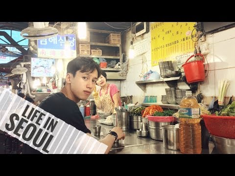 KOREA VLOG: A DAY IN THE LIFE IN SEOUL