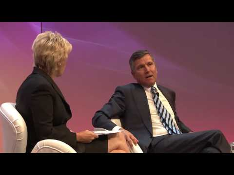 Keynote speech from Steve Burke CEO, NBCUniversal - RTS London Conference