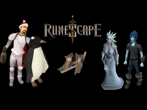 RuneScape - Christmas 2015 - The Pinch Who Stole Christmas: Live ...