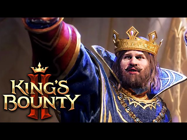 Kings Bounty 2 🧙🏻♀️ Der Palast des Königs #02 [Paladin | Lets Play Deutsch]