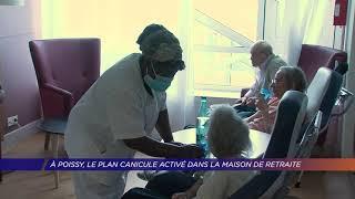 Yvelines | À Poissy, le plan canicule activé dans la maison de retraite