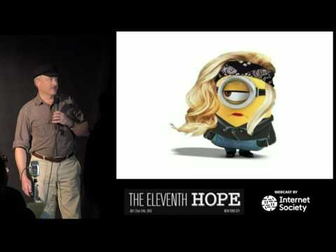 The Eleventh HOPE (2016): Orbital Mechanics Ate My Weblog