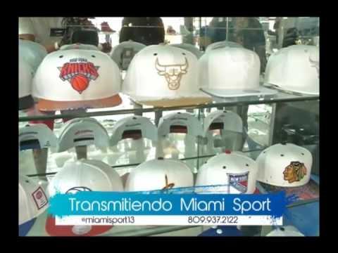 entrevista al Menor de Miami sport escala tv (ame 47)