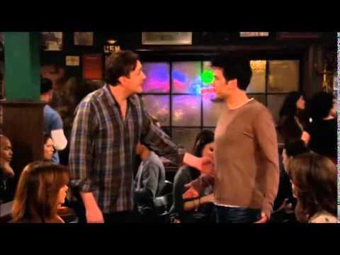 jak jsem se setkal s tvou matkou robin a Barney