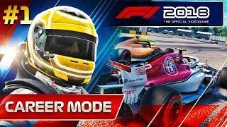 F1 2018 Career Mode Part 1: Australian Grand Prix