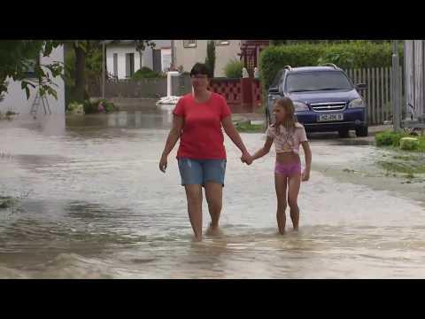 Hochwasser drückt nördlich - Nasse Füße drohen auch in Hannover und Braunschweig