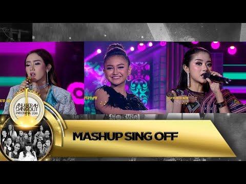 Sangat Memukau! Mashup Sing Off Dari Para Bintang Dangdut Indonesia - ADI 2018 (16/11)