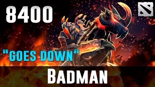 badman goes down chaos knight highlights dota 2