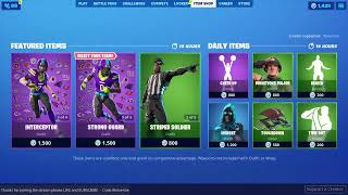 Fortnite Live Item Shop Countdown 5 Sept 2019 // Earn Coins To get Gift ! Fortnite Battle Royale