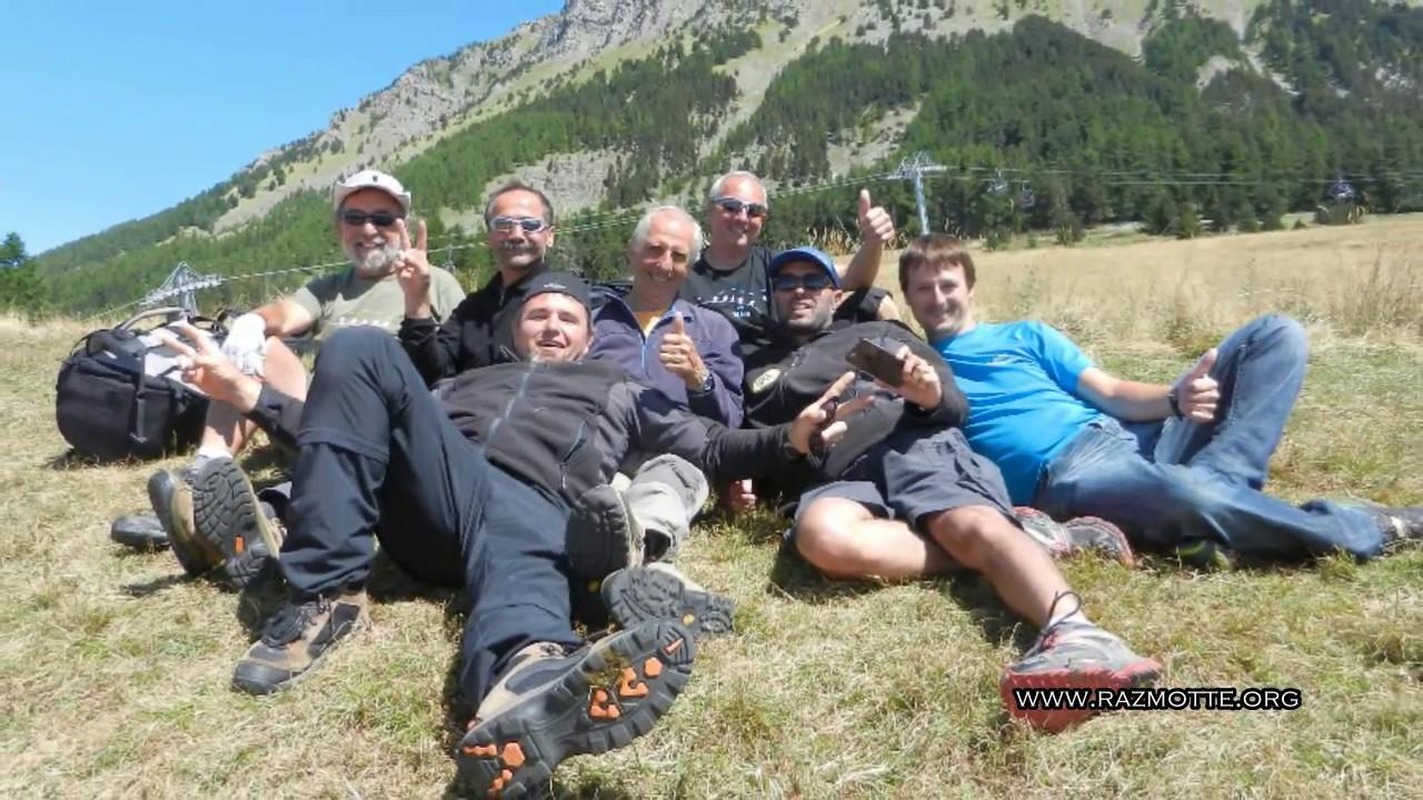 Parapente St Vincent Les Forts 4 Razmottes Dans Les Alpes Du Sud