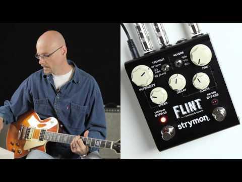 Strymon Flint - Tremolo & Reverb demo