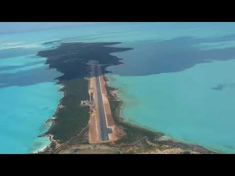 Hog Cay Airport  Video Aug 26 2016
