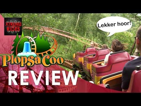 Review Pretpark Plopsa Coo Belgium