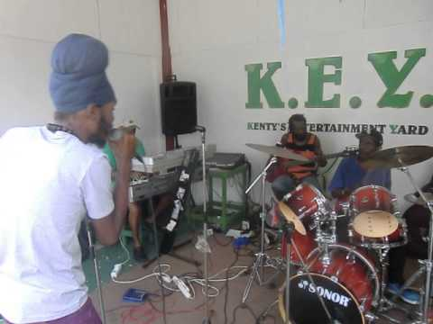 Legal- Voice of the Ghetto IN ST LUCIA   MUSIC MISSION WILL