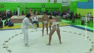 Спортивна екзотика:  як у Рівному пройшов чемпіонат із сумо