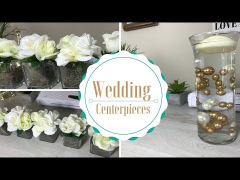 DIY Wedding Centerpiece Tutorial