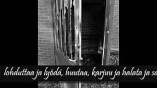 Maija Vilkkumaa (2010): Anteeksi +Lyrics