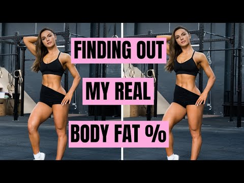 Finding Out My REAL Body Fat % | EP. 9 60 DAY CHALLENGE