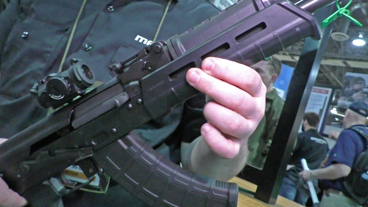 New Magpul AK Furniture: SHOT Show 2015