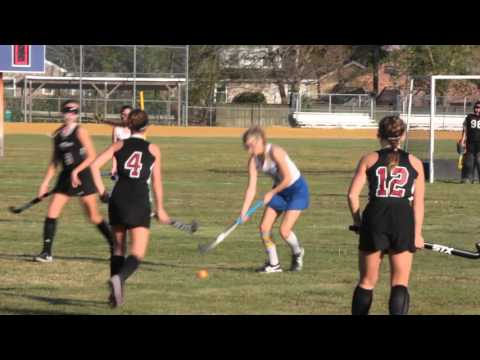 Kempsville Middle School Braves Field Hockey versus Great Neck Middle School Sting Rays 4 11 2016 Cl