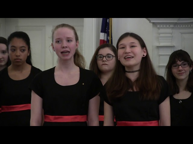 Few of my favorite things  Worcester Childrens Chorus  A Broadway Celebration 2016
