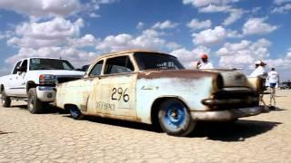 1953 Ford Mainline - Rat Rod Racing