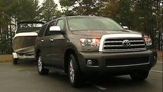 Roadfly.com - 2008 Toyota Sequoia Car Review