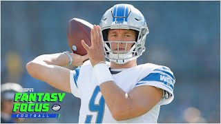 Fantasy Focus Live! Week 10 Preview