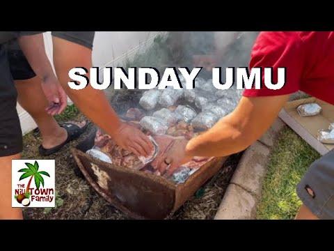 Download CHAMPIONSHIP & SUNDAY UMU DINNER | BRUCE & TINA LEAVE FOR SCHOOL!