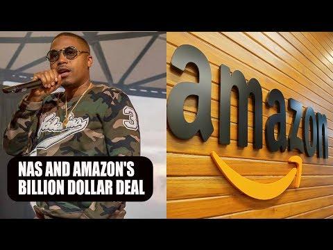 Nas and Amazon's $1 billion dollar deal