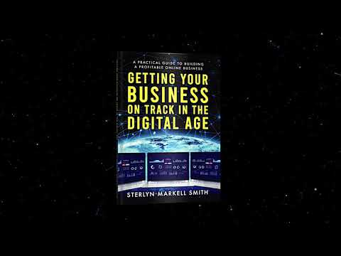 Getting Your Business On Track In The Digital Age- Book Trailer