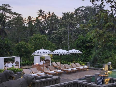 The Kayon Resort, Ubud, Bali, Indonesia - Best Travel Destination