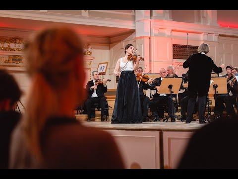 Maria Włoszczowska plays Mozart and Bach - Stage 3 - International Wieniawski Competition BINAURAL