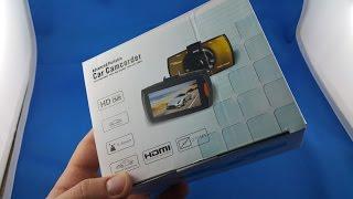 ✅ 20$ Novatek Car Camera from AliExpress Unboxing haul euro app