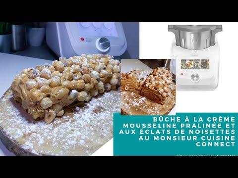 bûche-à-la-crème-mousseline-praliné-et-aux-éclats-de-noisettes-au-monsieur-cuisine-connect-mcc-lidl