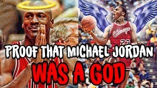 50 facts that prove michael jordan was a god!?