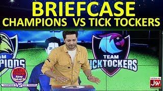 Briefcase | Game Show Aisay Chalay Ga League | TickTock Vs Champion
