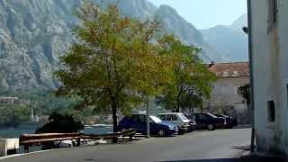 Czarnogóra - Zatoka Kotorska Montenegro - Bay Of Kotor
