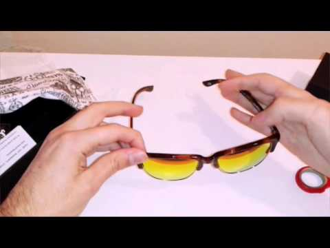 Hawkers glasses Unboxing