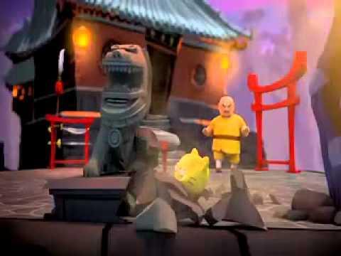 Vidéo Les Gees (Au Kung Fu) (Gulli TV)
