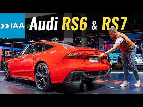 Audi RS7 или RS6 Avant 2020? В чем отличия?