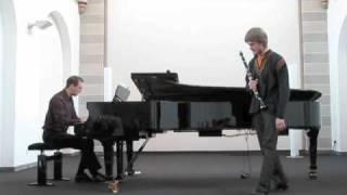 Weber Concertino op. 26