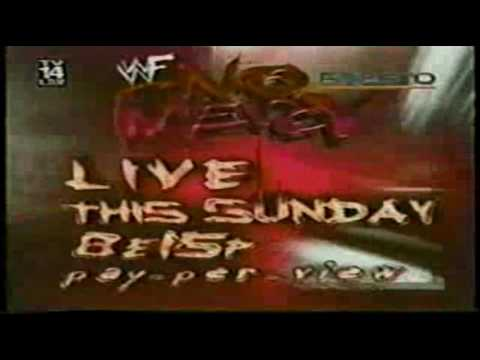 WWF No Mercy 2000 Commercial