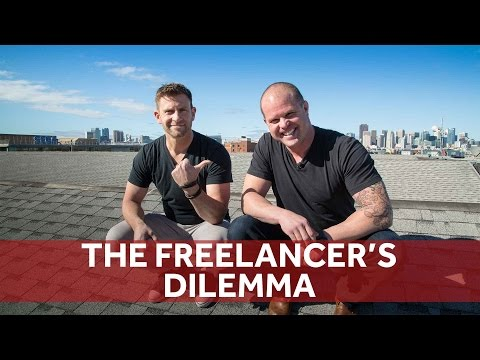 Solving the Freelancer's Dilemma | Chase Jarvis RAW