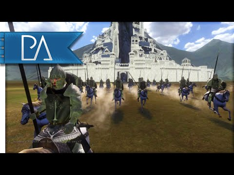 FARAMIR'S SACRIFICE - Fall of Mordor - Mount & Blade: Warband Mod Gameplay