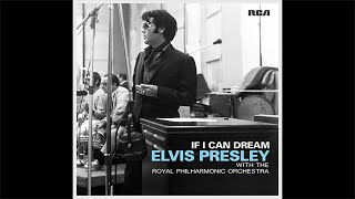 Elvis Presley - Can't Help Falling In Love (with the Royal Philharmonic Orchestra), Remastered HQ
