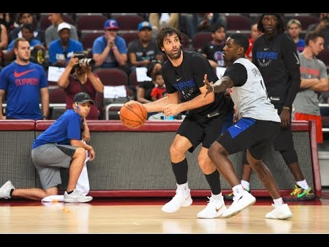 Highlights Of Milos Teodosic's Anticipated Debut With the Los Angeles Clippers