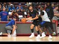 Highlights Of Milos Teodosic s Anticipated Debut With the Los Angeles Clippers